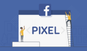 Facebook pixel image