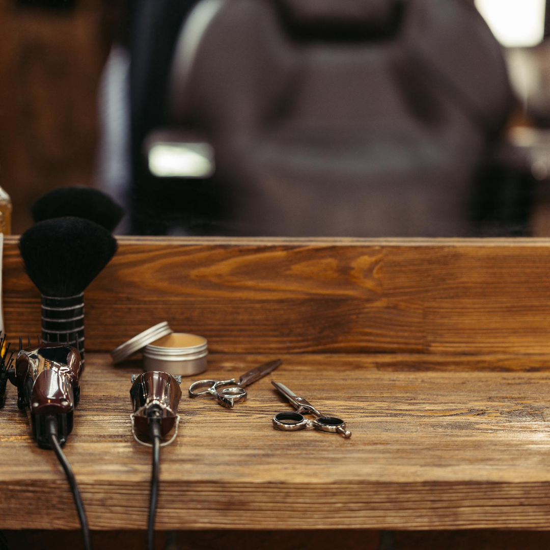Barbers tools